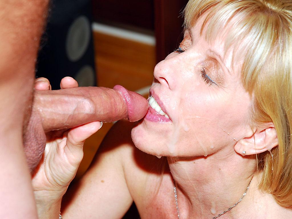 image Carol cox gets a huge creampie
