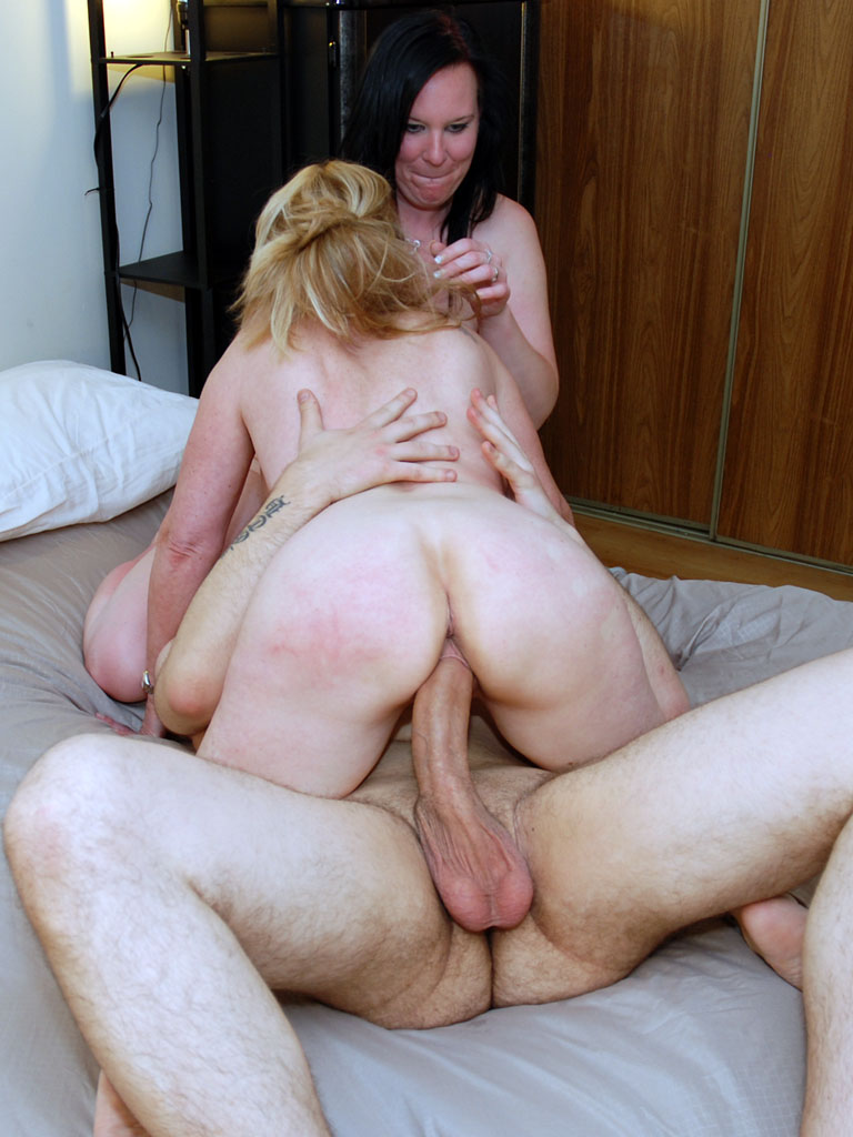 Alexis Crystal Anal Creampie
